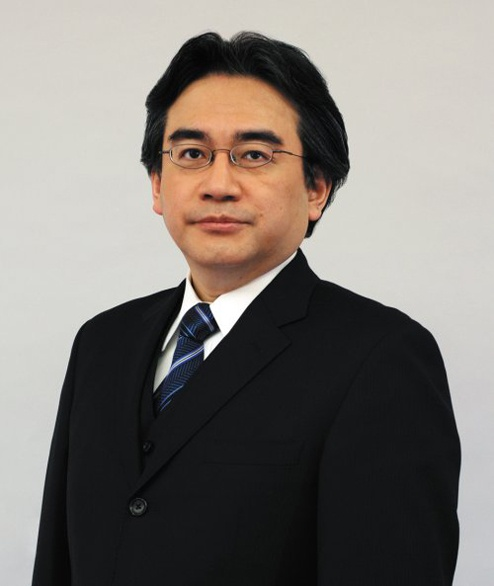 Satoru Iwata - You will be forever missed.